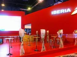Iberia detalle stand
